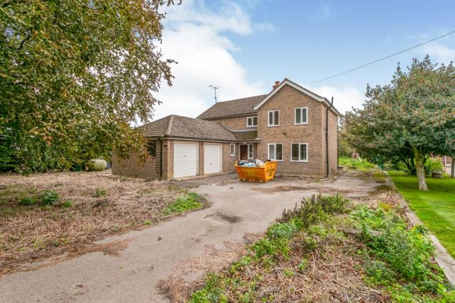 Thumbnail Detached house for sale in Little Downham, Ely, Cambridgeshire
