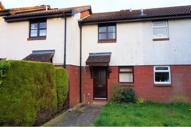 Thumbnail Terraced house for sale in Courtier Close, Dibden, Southampton