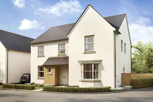 "Thumbnail Detached house for sale in ""Manning"" at West Yelland, Barnstaple"