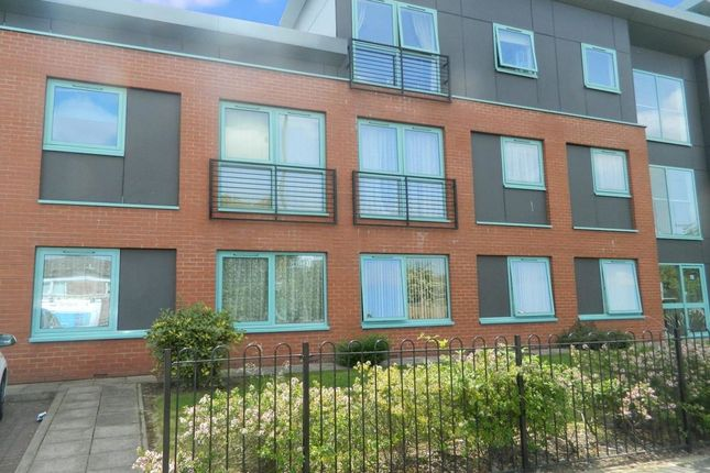 Thumbnail Flat for sale in Greenlands Road, Chelmsley Wood, Birmingham