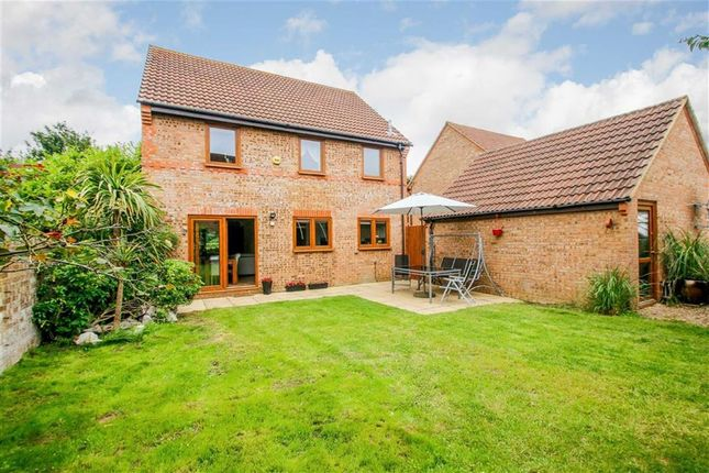 Thumbnail Detached house for sale in Tippett Close, Browns Wood, Milton Keynes
