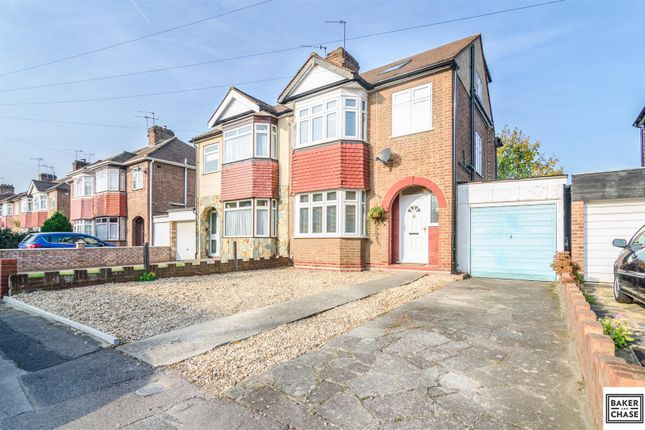 Thumbnail Semi-detached house for sale in Weardale Gardens, Enfield