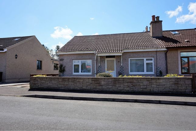 Thumbnail Bungalow for sale in Montrose Crescent, Lochore