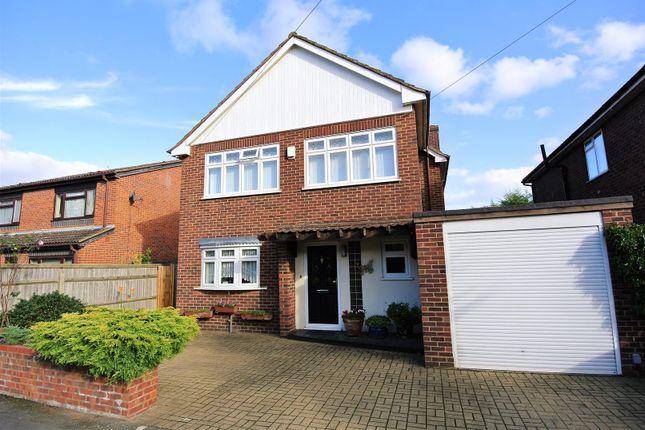 Thumbnail Detached house for sale in Seaton Drive, Ashford