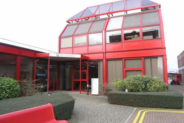 Thumbnail Office to let in 7 The Courtyards, Wyncolls Road, Severalls Park, Colchester, Essex
