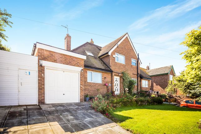 Thumbnail Detached house for sale in Claremont Road, West Kirby, Wirral