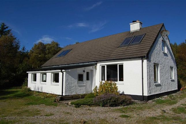 Thumbnail Detached house for sale in Diabaig, Torridon, Ross-Shire