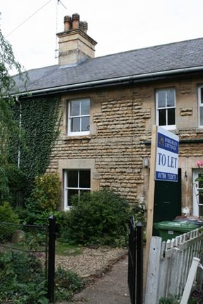 Thumbnail Terraced house to rent in Wothorpe Hill, Wothorpe Hill, Stamford, 3Jg