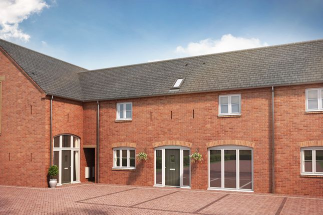 Thumbnail Detached house for sale in The Tatton V, Manor, Leys, Manor Lane, Harlaston, Staffordshire