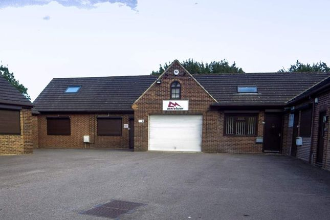 Thumbnail Light industrial to let in Unit 5 Crumplins Business Court, Odiham