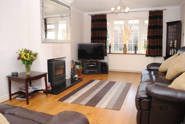 Living Room of Cedrus Court, Kingsthorpe, Northampton NN2
