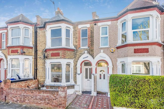 Thumbnail Terraced house to rent in Chancelot Road, London