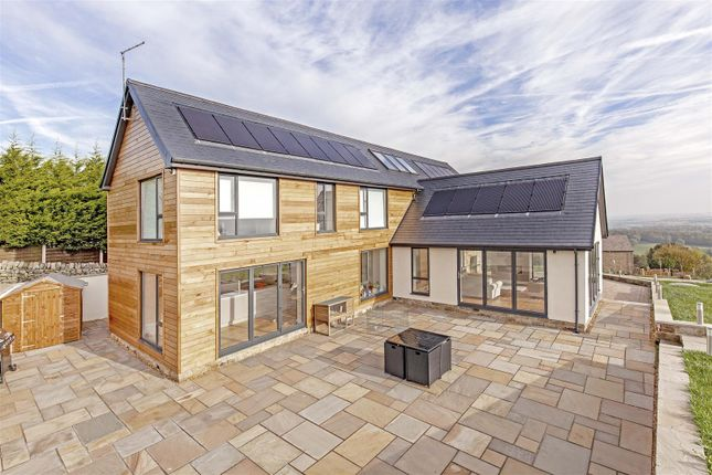 Thumbnail Detached house for sale in Tinkley Lane, Alton, Chesterfield