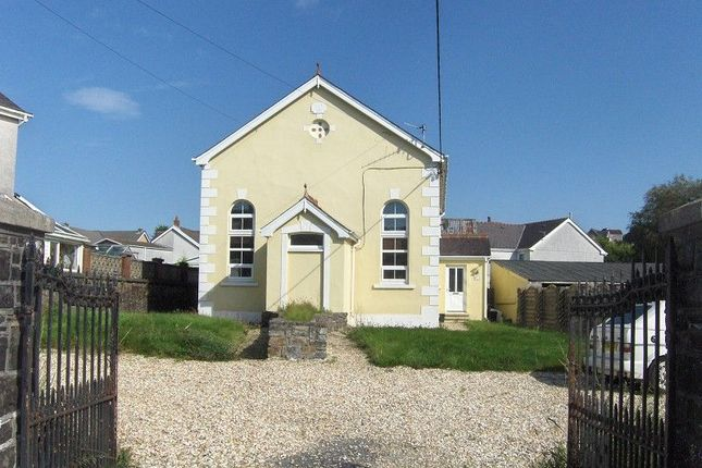 Thumbnail Semi-detached house to rent in 2 Elim Chapel, Ammanford, Carmarthenshire