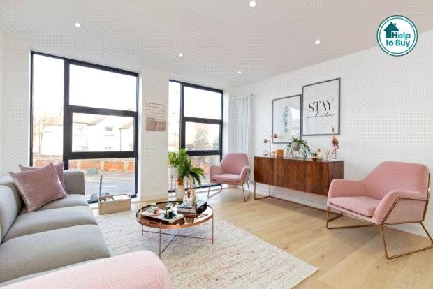 Thumbnail Flat for sale in Duplex 3, 57 Blackhorse Road, London