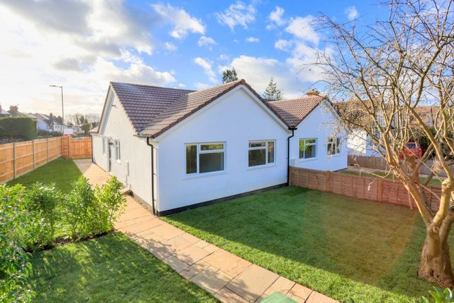 Thumbnail Bungalow for sale in Alban Park, Hatfield Road, St.Albans