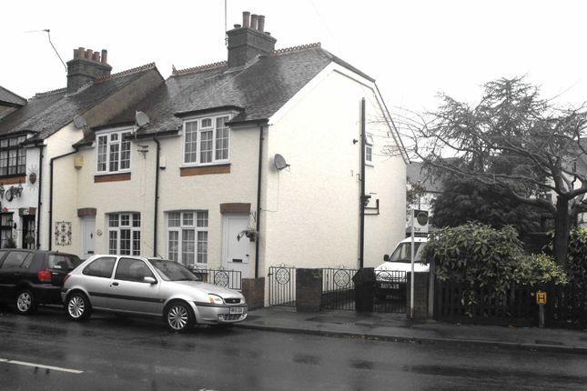 Thumbnail End terrace house to rent in High Street, Farnborough, Orpington