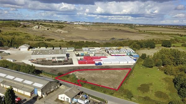 Thumbnail Land to let in Storage Land At Quarry Lane, Quarry Lane, Woodkirk, Dewsbury