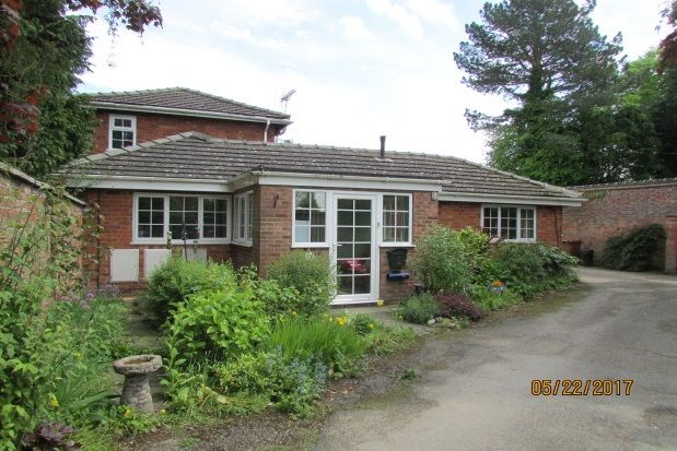 Thumbnail Bungalow to rent in Middlecave Road, Malton