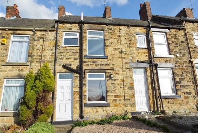 Thumbnail Terraced house for sale in Revill Lane, Woodhouse, Sheffield