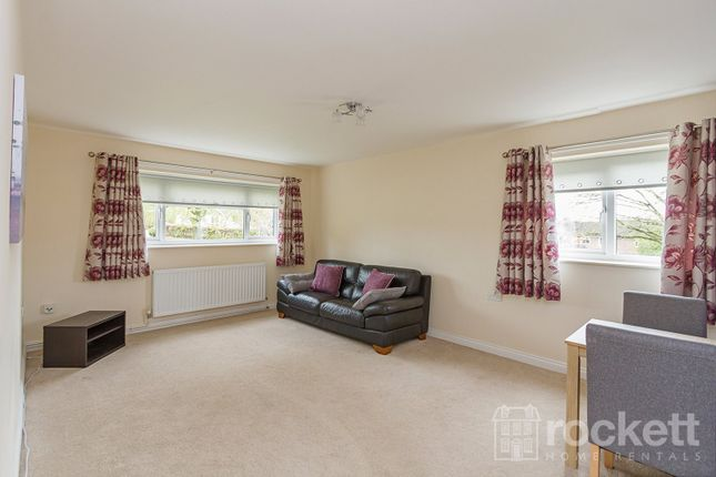 Thumbnail Flat to rent in Elmhurst, Harrowby Drive, Newcastle Under Lyme
