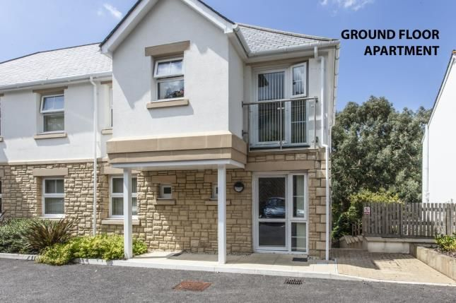 Thumbnail Flat for sale in Tregolls Road, Truro, Cornwall
