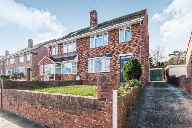 Thumbnail Semi-detached house for sale in Exeter, Devon