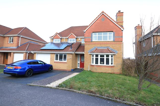 Thumbnail Detached house for sale in Sunnyside Court, Falkirk