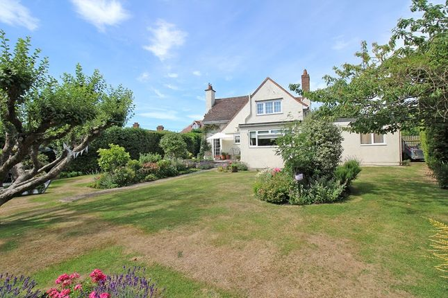 Thumbnail Detached house for sale in George Road, Milford On Sea, Lymington