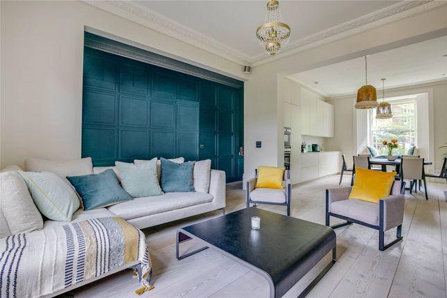 Thumbnail Flat to rent in Chepstow Villas, London