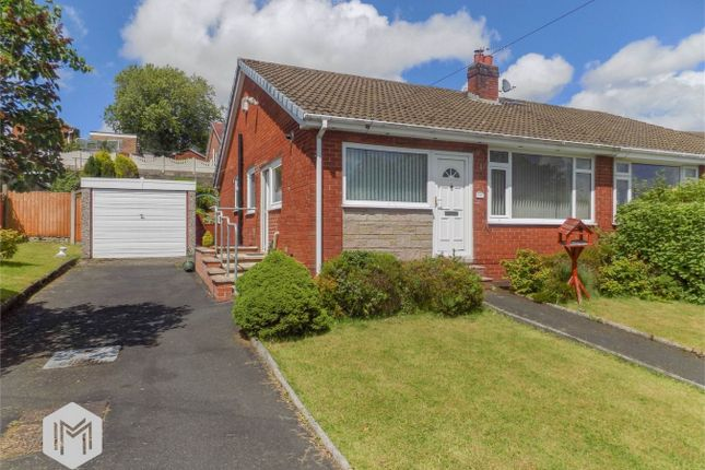 Thumbnail Semi-detached bungalow for sale in Berkeley Close, Chorley, Lancashire