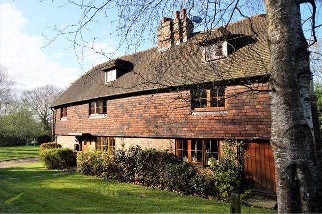 Thumbnail Property for sale in Alders Road, Five Oak Green