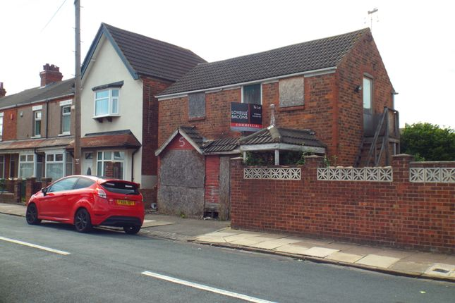 Warehouse for sale in Robert Street, Grimsby
