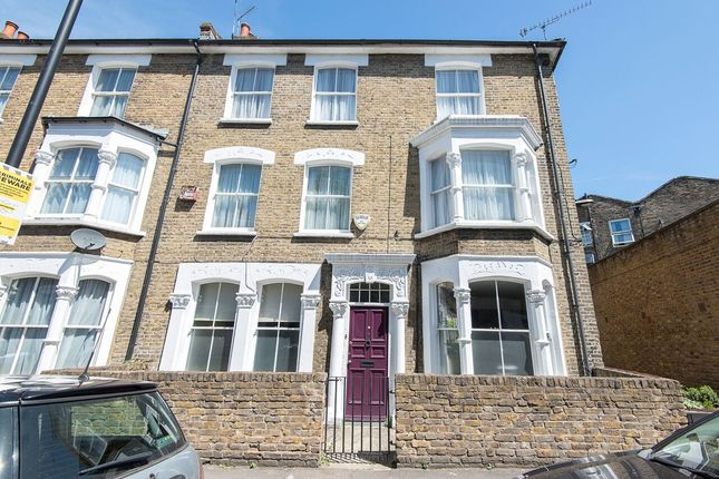 Thumbnail End terrace house for sale in Stockwell Green, London