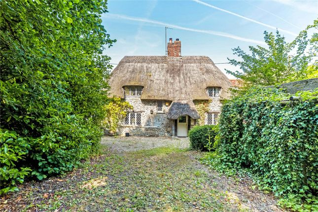 Thumbnail Detached house for sale in Southend, Ogbourne St. George, Marlborough, Wiltshire