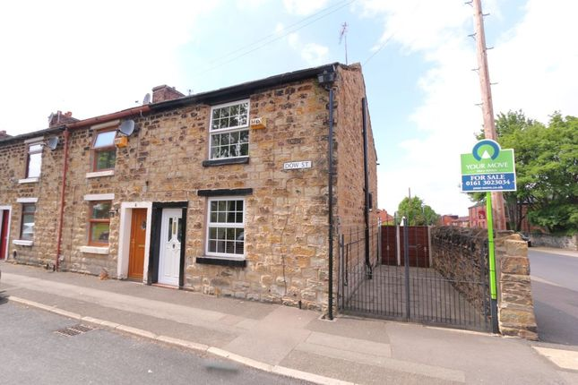 Thumbnail Terraced house for sale in Dow Street, Hyde