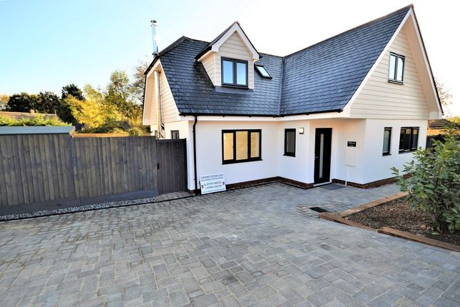 Thumbnail Detached house for sale in Station Road, Wendens Ambo, Saffron Walden