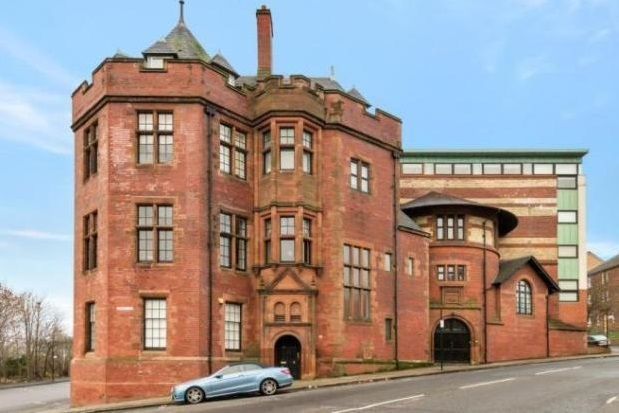 1 bed flat to rent in Yorkhill Street, Glasgow