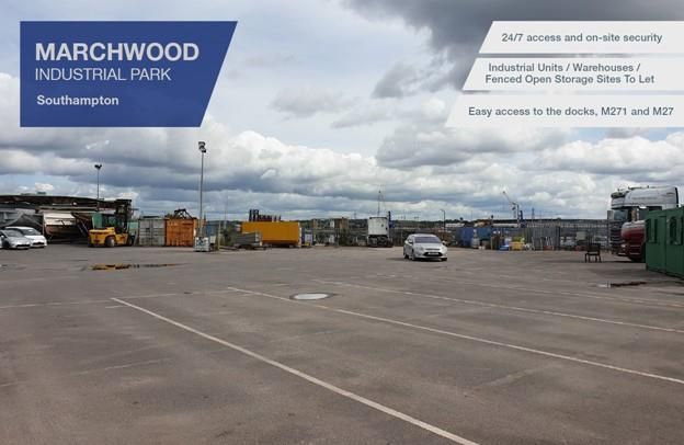 Thumbnail Industrial to let in Marchwood Industrial Park, North Road, Southampton