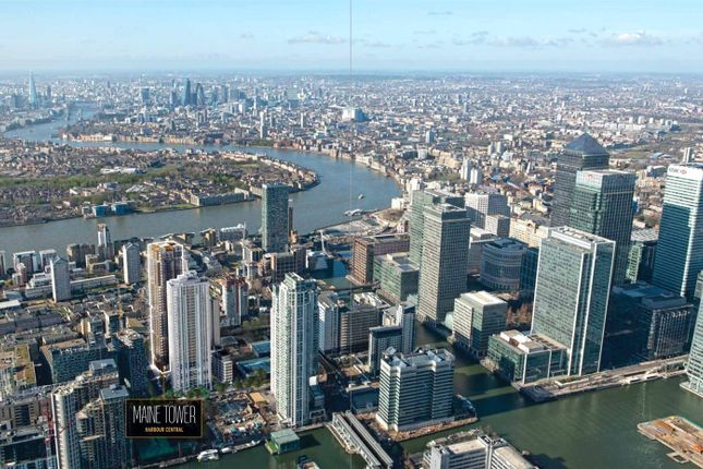Picture No. 15 of Maine Tower, Harbour Central, Canary Wharf, London E14