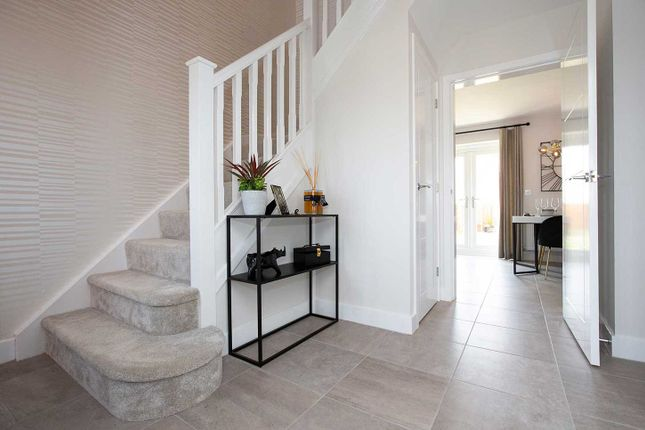 "4 bedroom semi-detached house for sale in ""The Aslin"" at Poppy Drive, Sowerby, Thirsk"