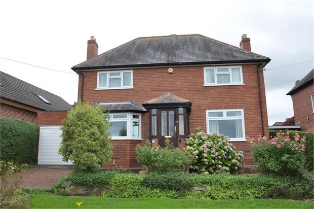 Thumbnail Detached house for sale in Manston, Main Road, Stocksfield