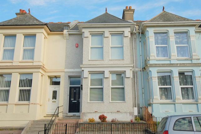Thumbnail Terraced house for sale in Beresford Street, Plymouth