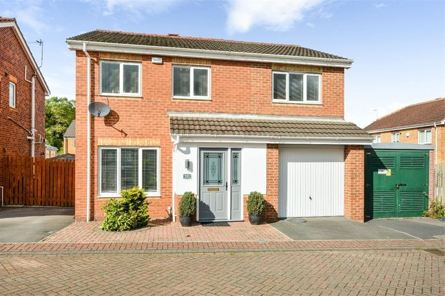 Thumbnail Detached house for sale in Northfield Grange, South Kirkby, Pontefract, West Yorkshire