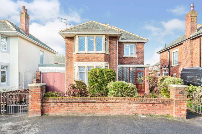 Thumbnail Detached house for sale in Walpole Avenue, Blackpool, Lancashire
