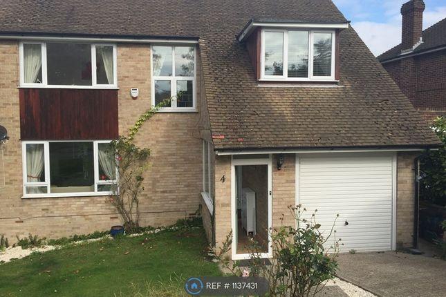 Thumbnail Detached house to rent in Ellenbridge Way, South Croydon