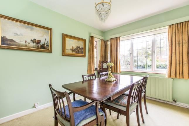 Dining Room of High Path, Easebourne, Midhurst, West Sussex GU29