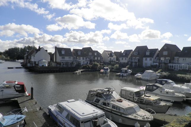 3 bed maisonette for sale in West Quay, Abingdon OX14