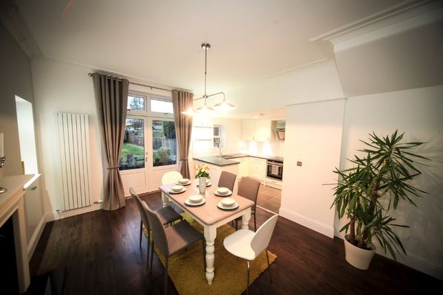 Thumbnail Semi-detached house to rent in Burns Gardens, West End, Aberdeen
