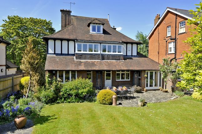 Thumbnail Detached house to rent in London Road, Guildford